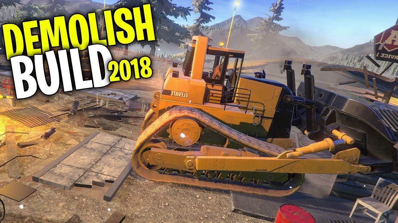 Bau Simulator 2018 : demolish and build 2018 ep 01 we got fired construction simulator youtube ~ Aude.kayakingforconservation.com Haus und Dekorationen