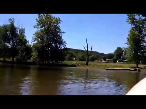My island.  Tusc. River, Ohio.