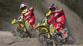DAWN OF GLORY – 2016 SUZUKI WORLD MXGP(Suzuki's Grand Prix Motocross pedigree is celebrated in this new video from Team Suzuki World MXGP with old rare footage mixed in with the new 2016 MXGP ..., 2016-03-25T15:47:53.000Z)