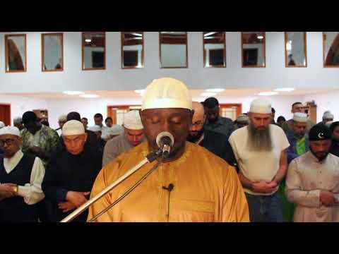 Night #23 Ramadan 2018 - Sheikh Omar Jabbie - Al Hujurat 12 - Al Qamar 55