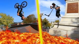 THE FLOOR IS LAVA #3   (ft. Esteban Clot - Vainqueur FISE 2020)
