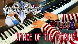 🎵 Dance of the Daring (Kingdom Hearts II) ~ Piano cover (arr. by @HypochondriacPiano )