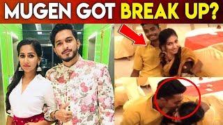 Viral Video: Mugen's Love Got Break Up?   Meera Strong Reply For Mugen Love Issues!