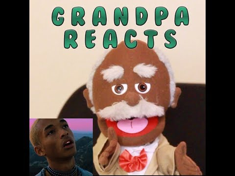 JADEN SMITH - GEORGE JEFF (GRANDPA REACTS)