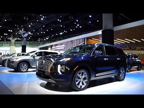 THE 2020 HYUNDAI PALISADE SELAWD REVIEW AND BODY IS A SMOOTH