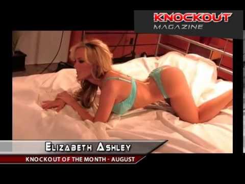 Elizabeth Ashley Knockout Magazine Centerfold Shoot Set 1