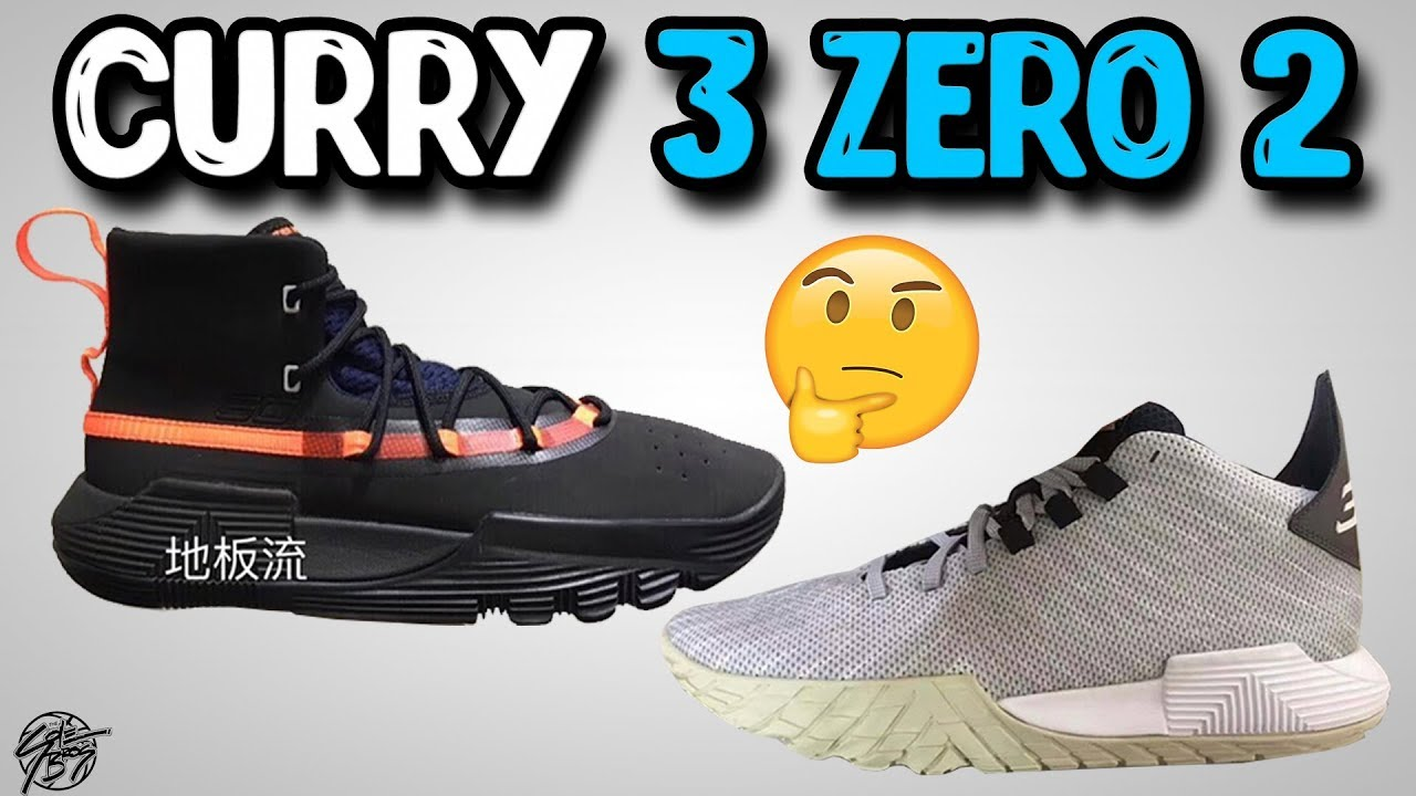 b6cc76fae2b3 Under Armour Curry 3 Zero 2 Low Leaked Sample! - YouTube