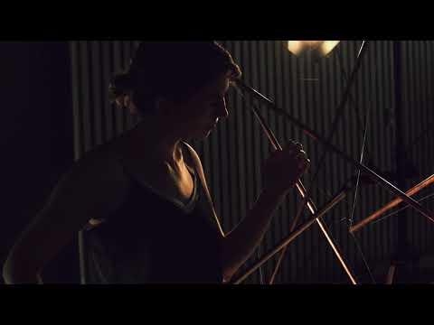 Freya [Cellist] plays Venus Smiles | Sound Sculpture