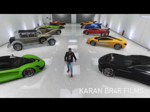 Hummer | Akay | GTA 5 Punjabi Music Video