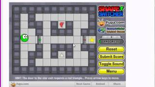 Shape Switcher Free Online Game Review from Fupa.com