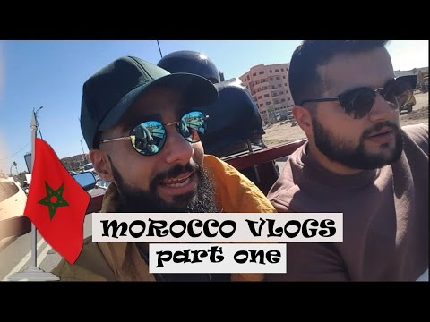 MOROCCO - MY APARTMENT IN MARRAKECH (part 1)