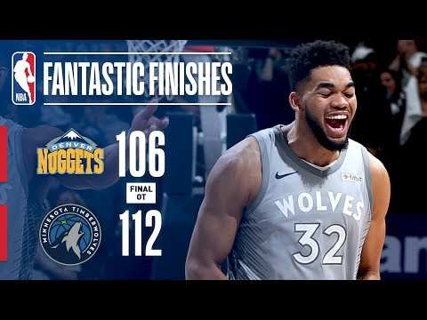 Win Or Go Home! Nuggets Vs T'Wolves!