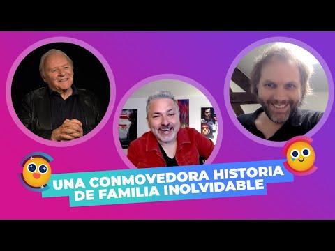 Entrevista a Anthony Hopkins y  Florian Zeller   El Padre
