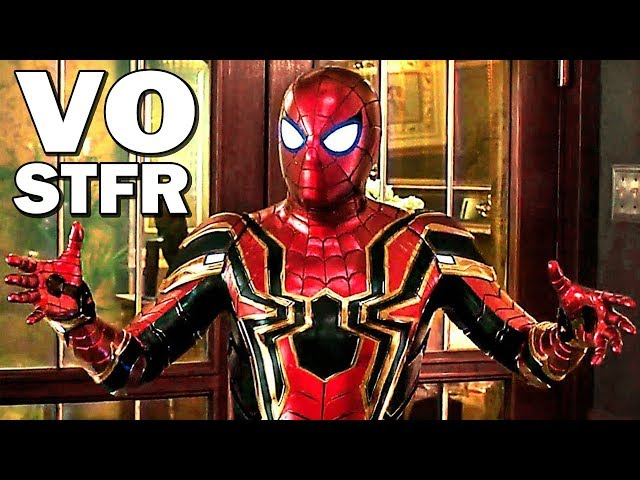 SPIDER-MAN FAR FROM HOME Trailer # 2 VOSTFR ★ (NOUVELLE Bande Annonce)
