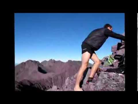 Finlay Wild runs sub 3 hours Cuillin Ridge Traverse