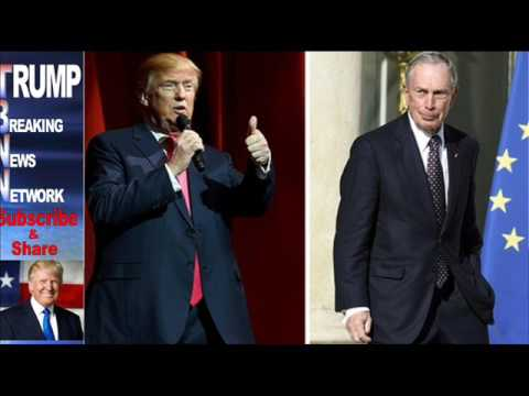 Bloomberg Trump will win reelection because 'the Democratic Party is going to be torn apart'