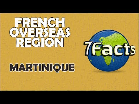 7 Facts about Martinique