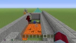 Trool d'un kikoo sur minecraft ep2