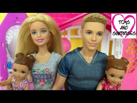 Аксессуары для кукол Барби. Купить мебель, одежду и