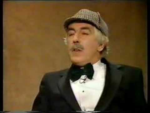 The Bob Monkhouse Show with Peter Cook