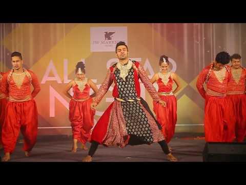 Malhari_J W Marriott__Piyush Malhotra dance studio(PMDS)