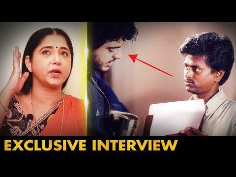 அஜித் இல்லையென்றால் A.R.முருகதாஸ் இல்லை | Actress Aishwarya Interview | Azhagu Serial Vasantha