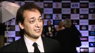 Gabriele Babini, Director of Operations, Atmosphere Restaurant, Burj Khalifa, Dubai
