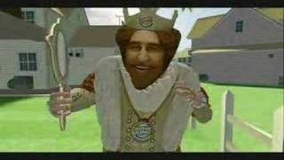 Sneak King for Xbox 360 Trailer
