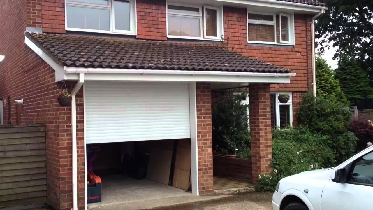 Electric automatic compact aluminium domestic roller garage door electric automatic compact aluminium domestic roller garage door operating rubansaba