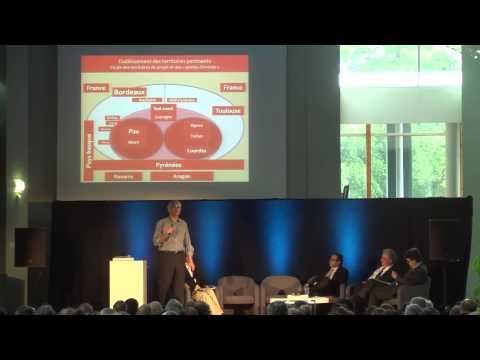 Joel Gayet et le marketing territorial - Forum Béarn Bigorre