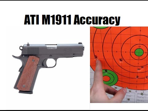 $360 Dollar M1911: American Tactical Imports Commander Round 2