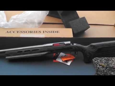 Savage Model 12 BR 6mmBR ... Out of the box competitor? (Part1)