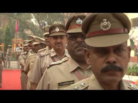 RPF invstiture Parade 2015 at DayaBasti-2     03.11.2015
