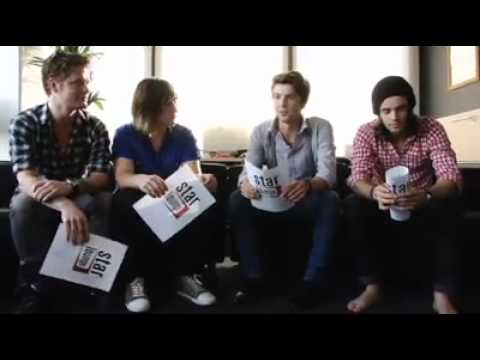 Hot Chelle Rae: Star lounge interview