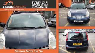 Nissan Note Se Se