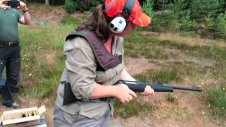 Shooting the Sauer 202 in .458 Lott