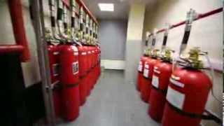 Станция газового пожаротушения(, 2013-10-17T06:38:05.000Z)