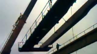 автокран XCMG QY25K5, подьем мостового крана(, 2012-06-29T16:03:02.000Z)