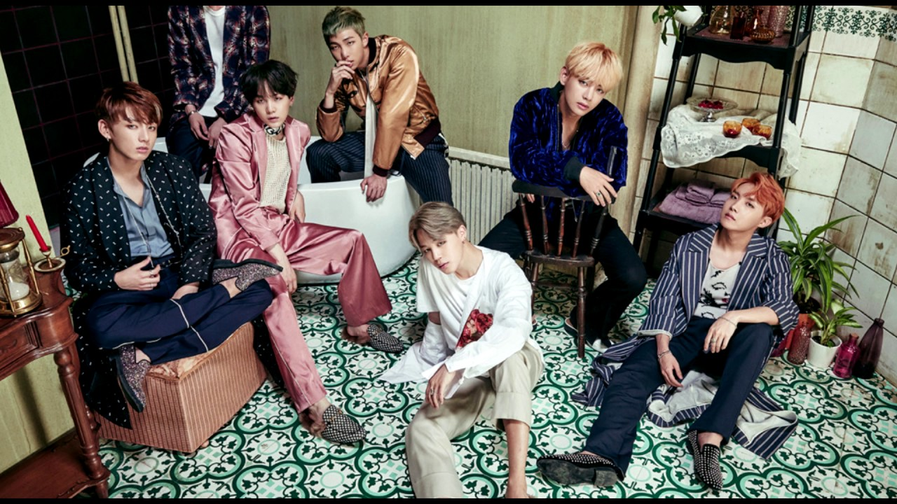 Bts Blood Sweat And Tears