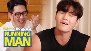 Cover images Kim Jong Kook Will Raise the Key by One [Running Man Ep 462]