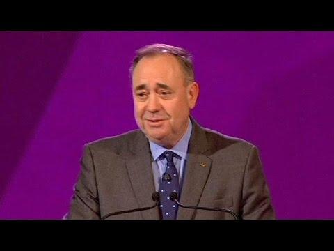 Alex Salmond wins second Scottish independence debate