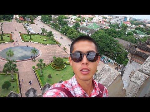 Vlog #3 (Laos) - Que faire à Vientiane ?