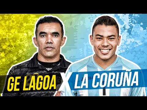GE Lagoa x La Coruña - Copa Antrax Ouro 2017