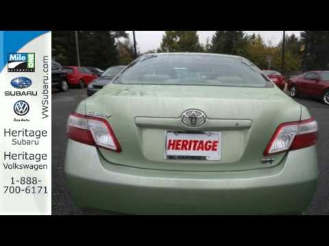 2008 Toyota Camry Hybrid Baltimore MD Owings Mills, MD #DU053370 - SOLD