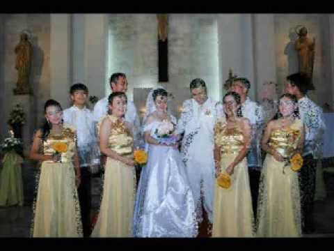 Barry and Honey Joy Nuptial ( Wedding Rites )