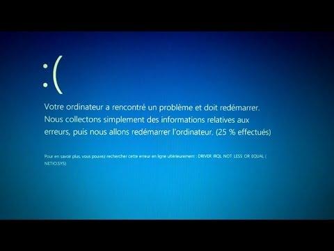 Votre ordinateur a rencontre un probleme et doit redemarrer [PUNIQRANDLINE-(au-dating-names.txt) 43