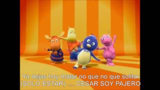 The Backyardigans AL REVES (Mensaje Subliminal)