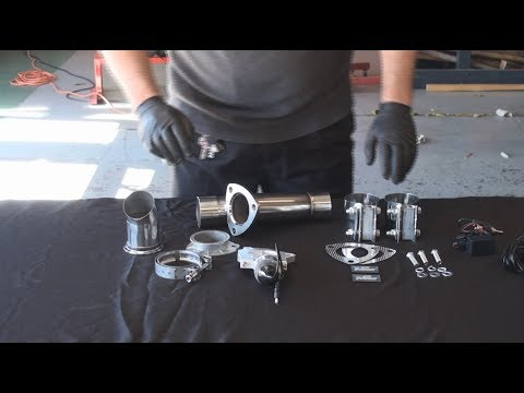 Granatelli Motor Sports Slip Fit Exhaust System Overview and Install