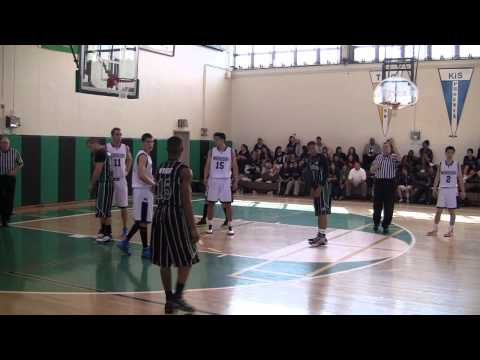 Basketball 2011 -- Morrison Academy vs. Daegu American School (Game 30)