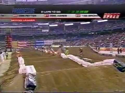 2008 Toronto Monster Energy AMA Supercross Lites (Canadian Lites Challenge)